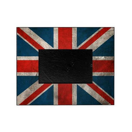 British Union Jack Picture Frame
