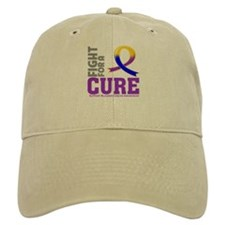 Bladder Cancer Fight For A Cure Baseball Cap