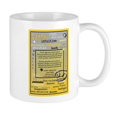 CANCER BIRTHDAY Small Mug