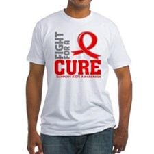 AIDS Fight For A Cure Shirt