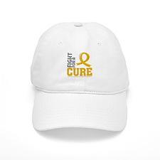 Appendix Cancer Fight Baseball Cap