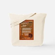 VIRGO BIRTHDAY Tote Bag