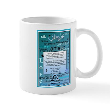 LIBRA BIRTHDAY Mug