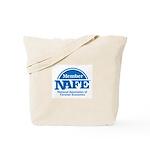 NAFE Member Logo Tote Bag