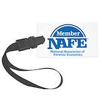 NAFE Member Logo Large Luggage Tag