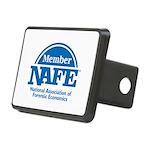 NAFE Member Logo Rectangular Hitch Cover