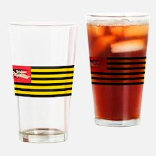 Flag Daltons Drinking Glass