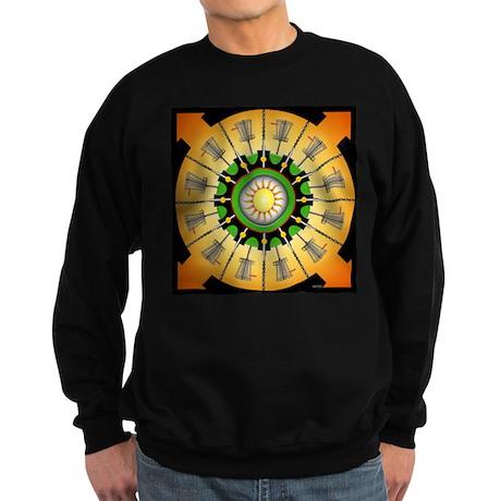 Sunny Baskets Sweatshirt (dark)