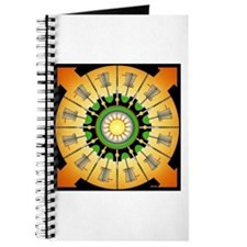 Sunny Baskets Journal