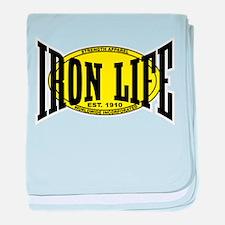 Iron Life baby blanket