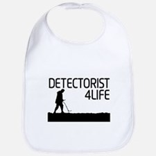 Detectorist 4 Life Bib