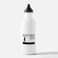 Detectorist 4 Life Water Bottle