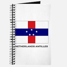 The Netherlands Antilles Flag Stuff Journal