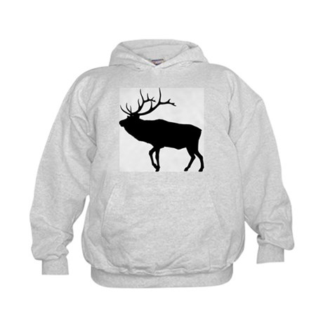 Elk Kids Hoodie