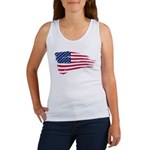 US flag Women's Tank Top