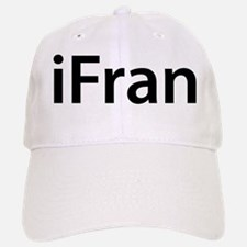 iFran Baseball Baseball Cap