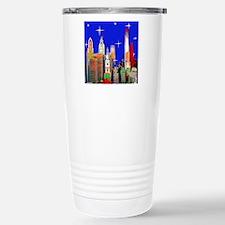 Philadelphia Starry Night Travel Mug