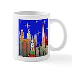 Philadelphia Starry Night Mug