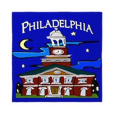 Philadelphia Starry Night Queen Duvet