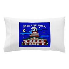 Philadelphia Starry Night Pillow Case