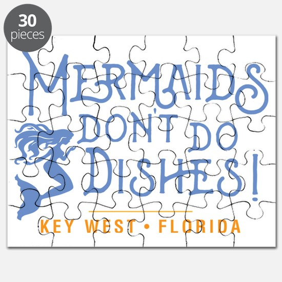 Funny Key west conchs Puzzle