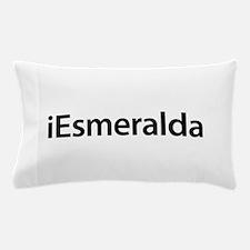 iEsmeralda Pillow Case