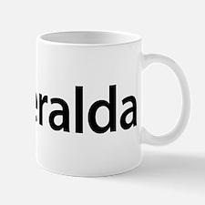 iEsmeralda Small Small Mug