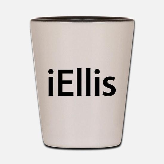 iEllis Shot Glass