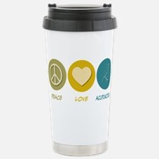 Funny Acupuncture Travel Mug