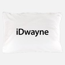 iDwayne Pillow Case