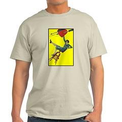 Cupid's Arrow Ash Grey T-Shirt