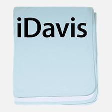 iDavis baby blanket