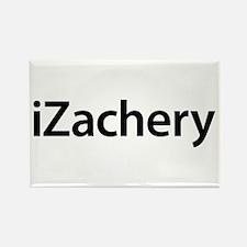 iZachery Rectangle Magnet