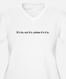 Cool English language T-Shirt