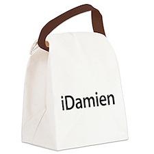 iDamien Canvas Lunch Bag
