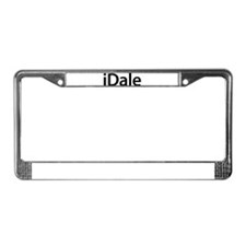 iDale License Plate Frame
