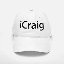 iCraig Baseball Baseball Cap