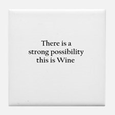 There is a Strong Possibility this is Wine Tile Co