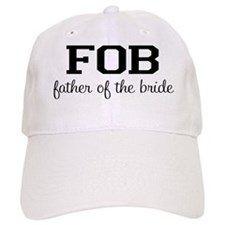 Cute Father of the bride Baseball Cap