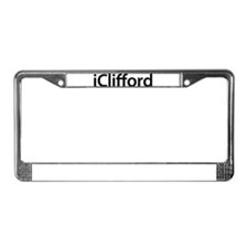 iClifford License Plate Frame