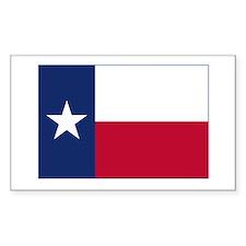 Texas Flag - TX Decal