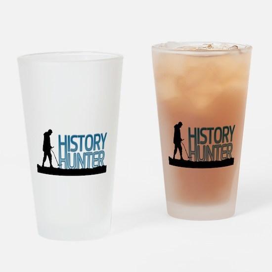 History Hunter Drinking Glass