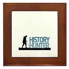 History Hunter Framed Tile
