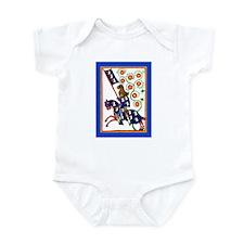 CRUSADER Infant Bodysuit