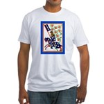 CRUSADER Fitted T-Shirt