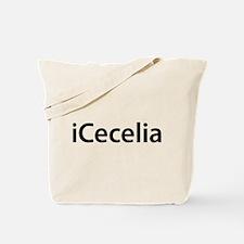 iCecelia Tote Bag