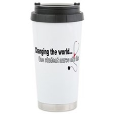 Cute Nurse instructor Travel Mug