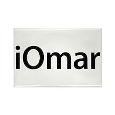 iOmar Rectangle Magnet