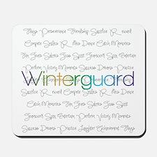 Winterguard Mousepad