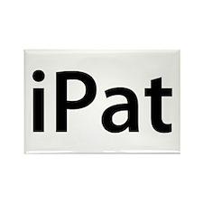 iPat Rectangle Magnet